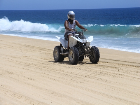Los Cabos ATV Adventure from Cabo San Lucas/Corridor/San Jose