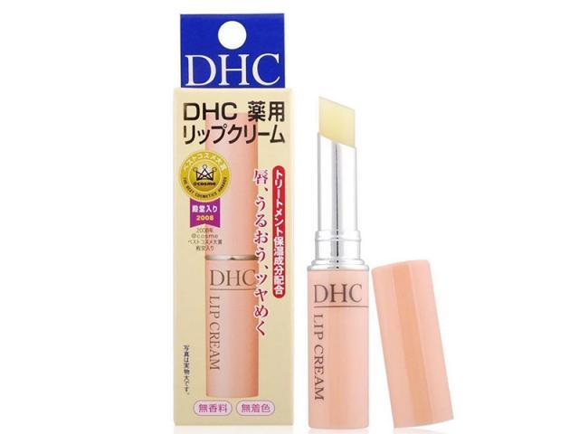 药用润唇膏 / DHC Medicated Lip Cream, 1 pc