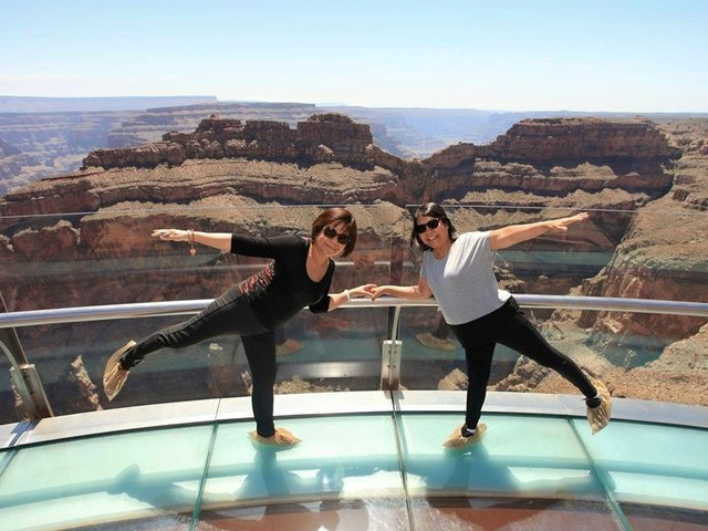 Grand Canyon Glass Walk