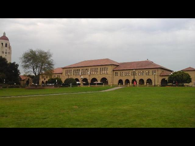 Stanford University grounds