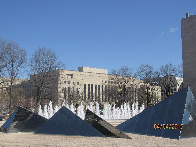 Washington DC Monument