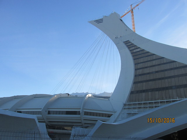 Olympic Park,Montreal