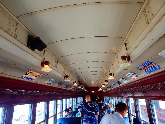 Essex train ride