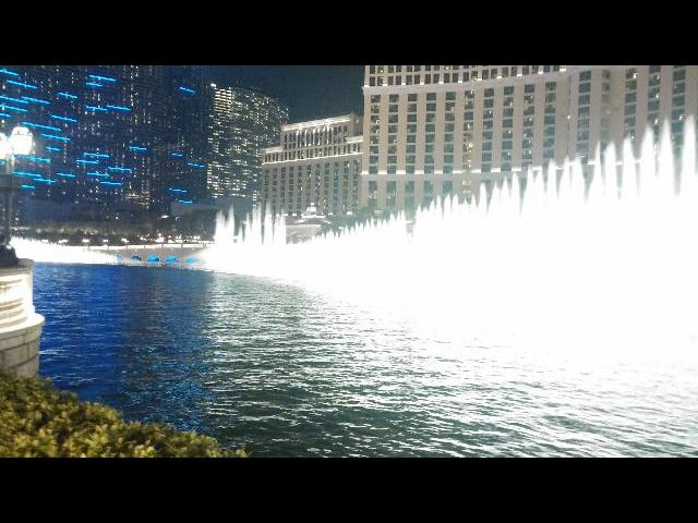 Bellagio Water Show