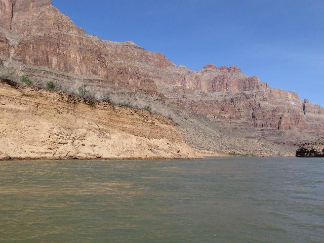 Boat Tour on Colorado River