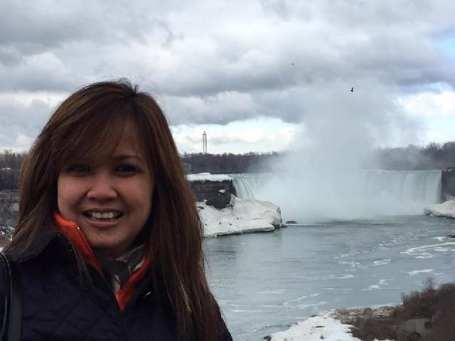 Springtime in Niagara Falls
