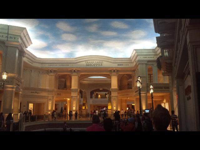 Venetian Hotel/Casino