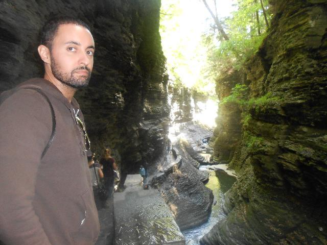 Watkins Glen State Park.  This is a phenomenal, must see!!