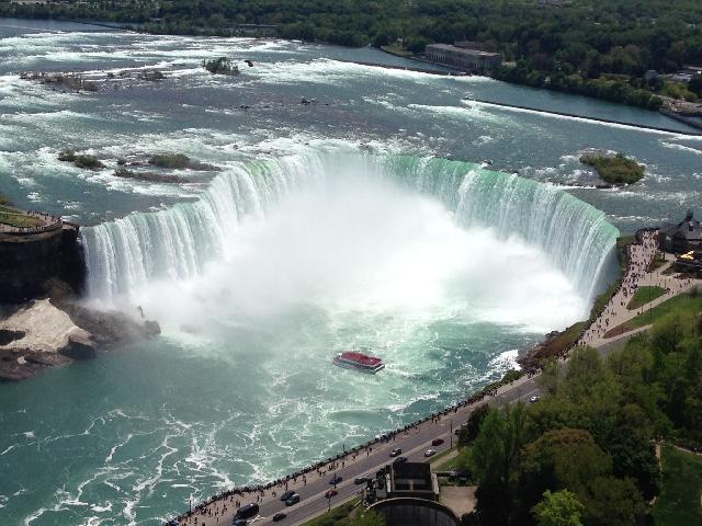 Breathtaking view, Niagara Falls <3 <3