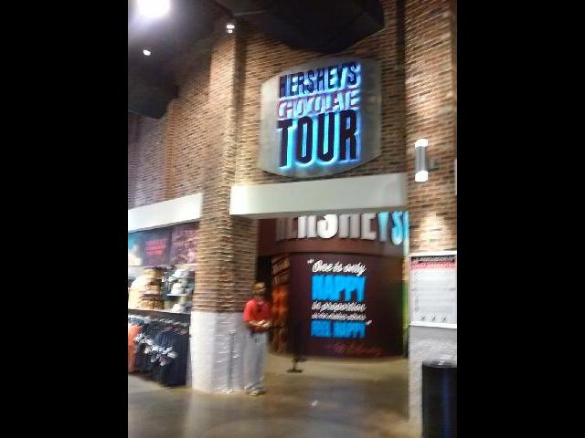 The Hershey Tour