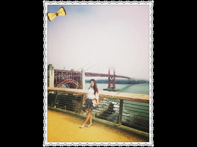 Golden Gate Bridge. Early morning. :)