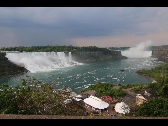 Niagara Fall day time