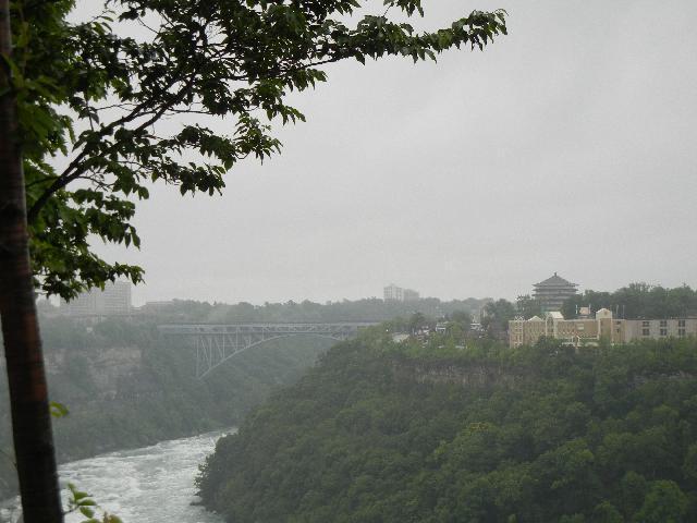 Amazing view of Niagara river
