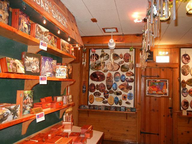Shenandoah Caverns Souvenir Shop
