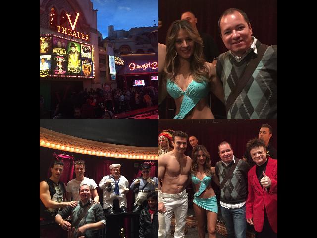 The V Show