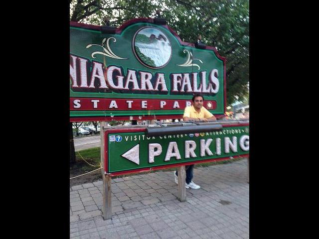 Breath taking Niagara Falls