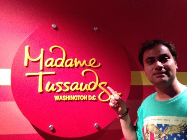 Classy Madame Tussads