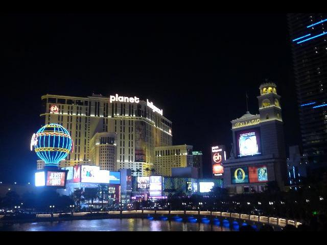 Las Vegas Night Tour