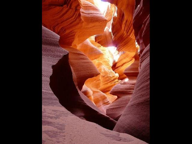Antelope Canyon View