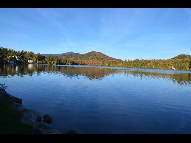Lake Placid.