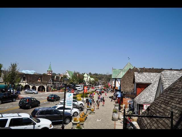 Solvang - Denmark village