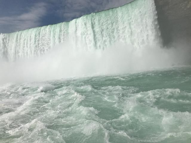 Maid of the Mist , Niagara Falls