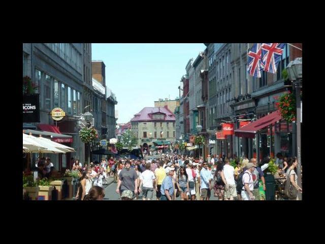 Old Quebec city. Wonderful place