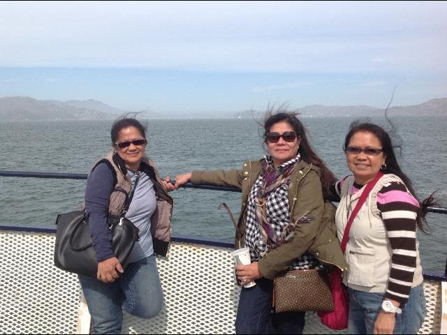 Day 2 taken during the Bay cruise