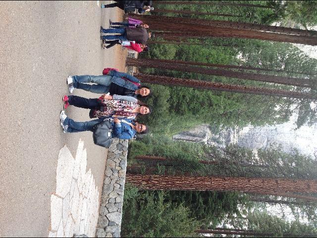 Day 3 at Yosemite Park