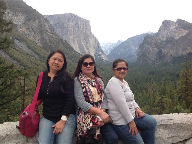 Taken at half dome, Yosemite