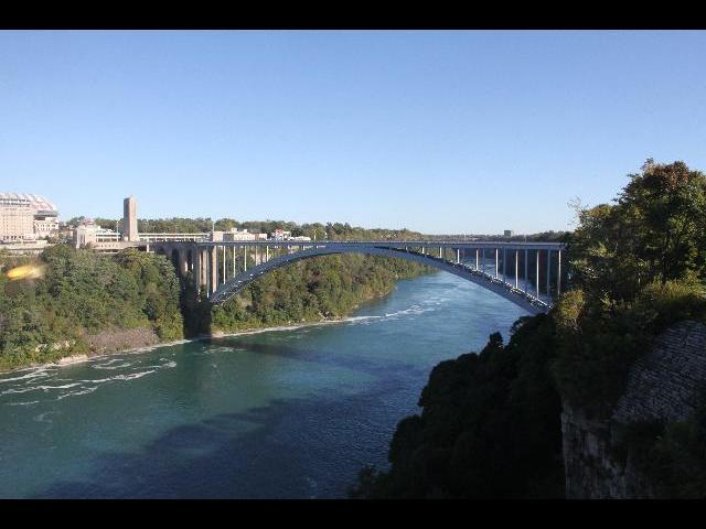 US Canada International Bridge