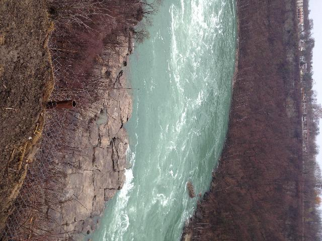 Niagara Geoge Trail View 3/31/2016
