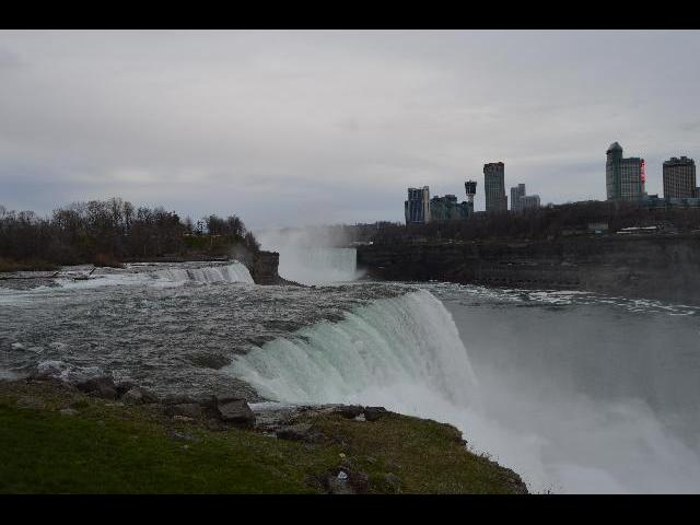 Niagra Fall from US side