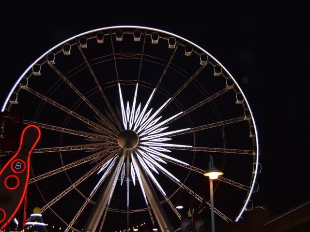 Canada, Clifton Hill, Sky Wheel