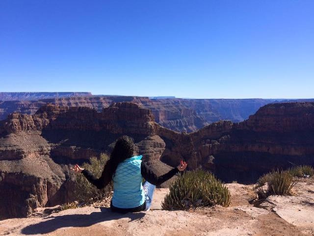 Nothing like peace of mind....Tranqulity at the Grand Canyon