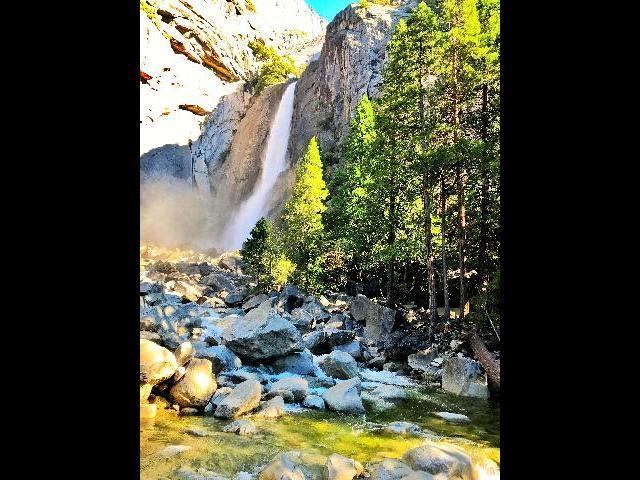 Yosemite Water Falls