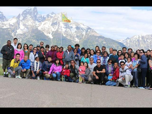 all our YELLOWSTONE PARK trip