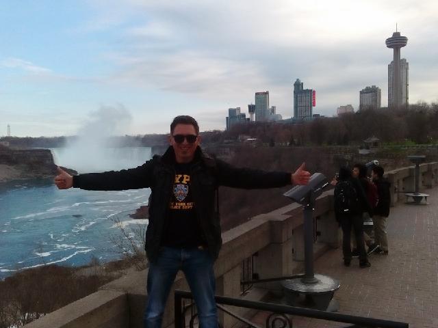 Niagara Falls (Canada Side)