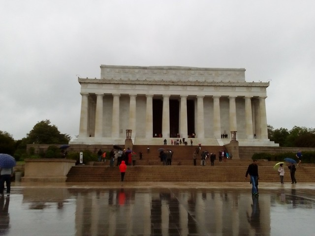 LINCOLN MEMORIAL WASHINGTON DC