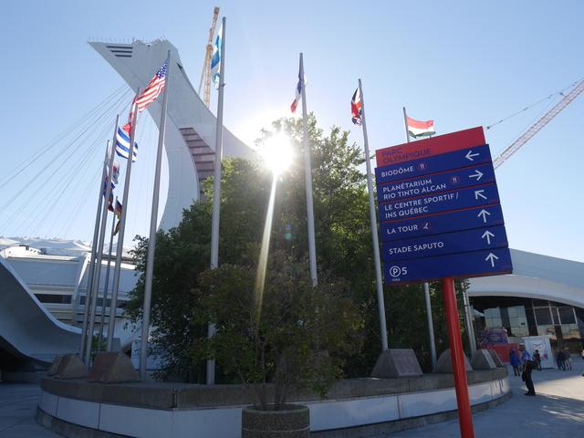 Olympic-Stadium, Montreal