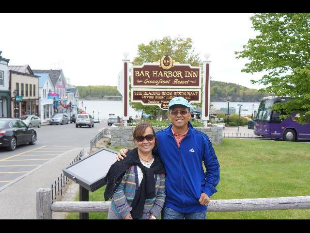 in BAr Harbor