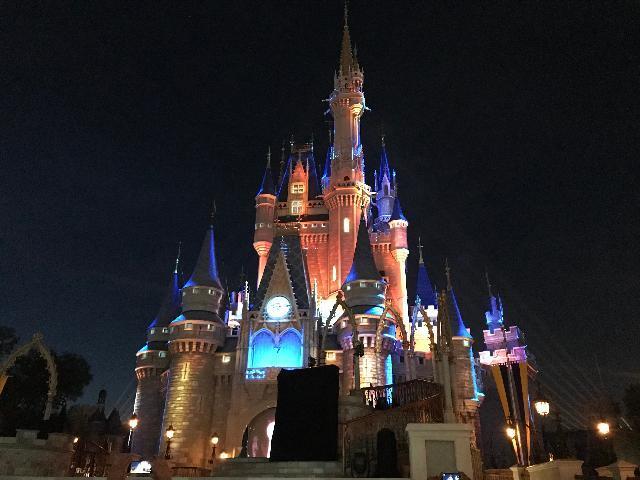 Magic Kingdom Firework