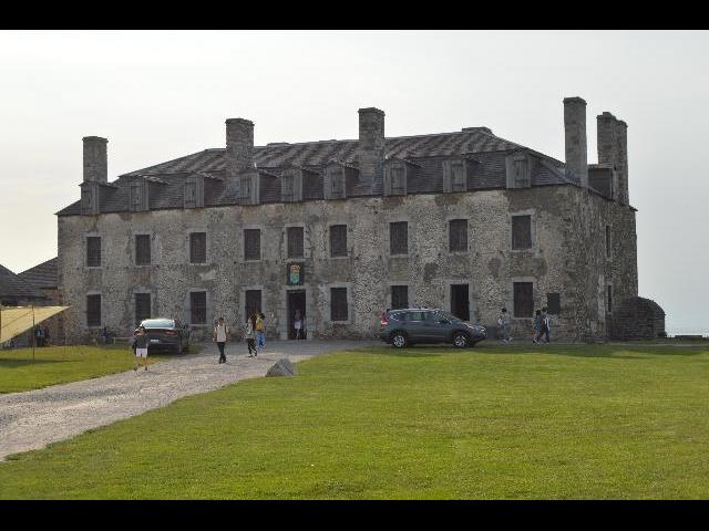 Old Niagara Fort