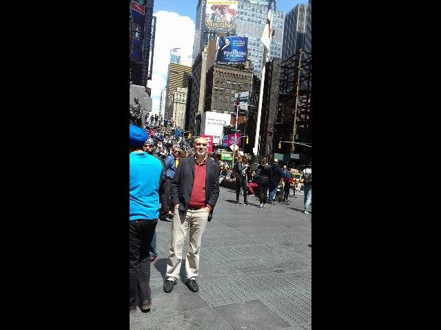 Time Square Manhaten