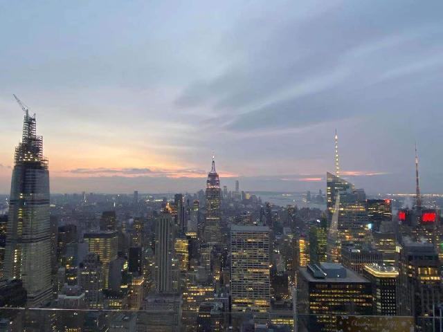 NEW YORK ROCKFELLER