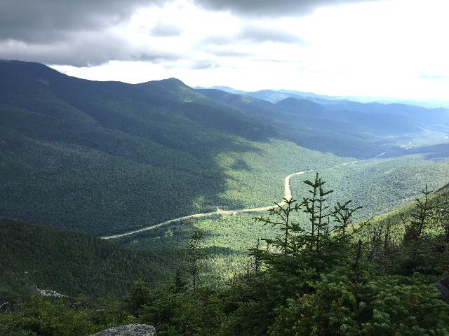 Cannon mountain views