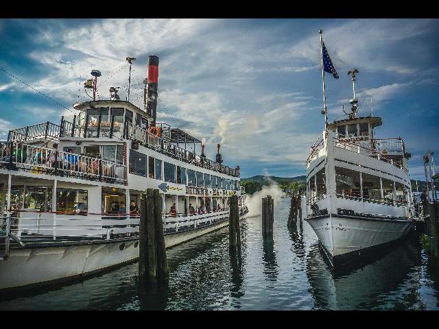 Minnehaha Cruise, Lake George