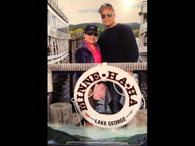 Lake george steam cruise