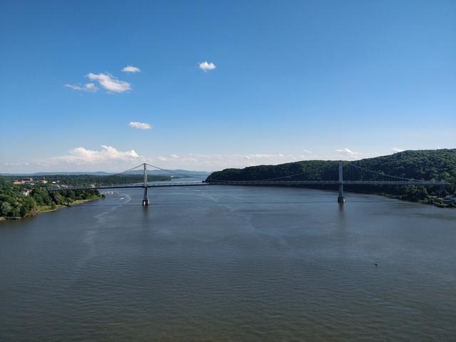 View from Hudson Bridge