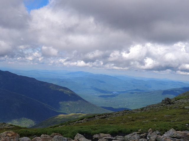 View from Mt. Washington